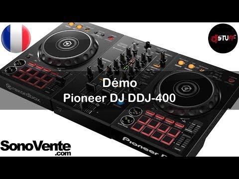 Pioneer DJ DDJ-400 🇫🇷