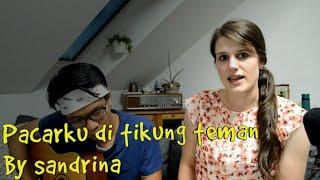 Download BULE NYANYI Di Tikung Teman - Sandrina Mp3