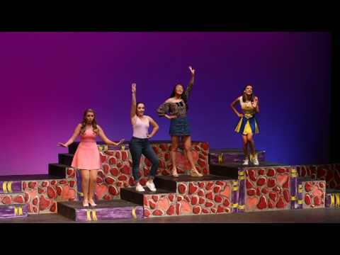 Legally Blonde Presented by Leigh High School