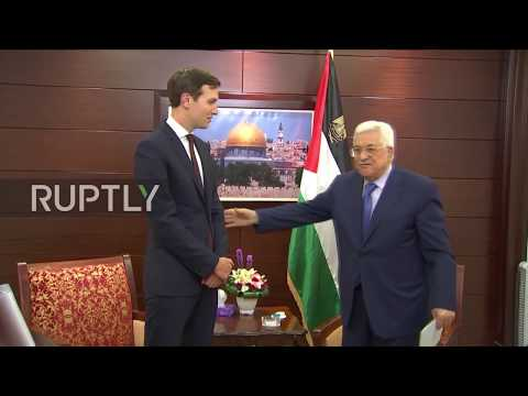 State of Palestine: Kushner meets Abbas to kick-start peace talks with Israel