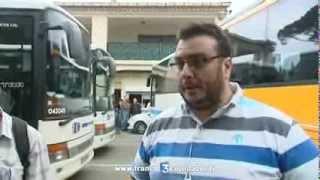 Grève réseau Envibus: pas de car scolaire (France 3 Côte d