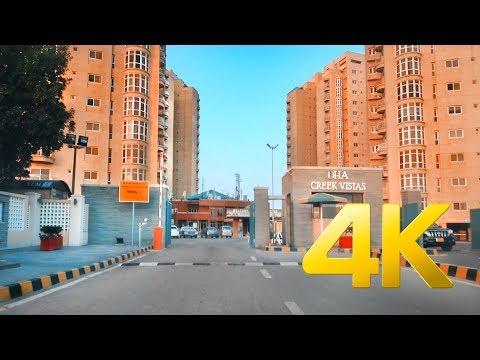 Creek Vista - DHA Karachi - 4K Ultra HD