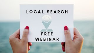 SHERIDANS ACCOUNTANTS' WEBINAR: How Small Businesses Can Harness the Power of Local Search