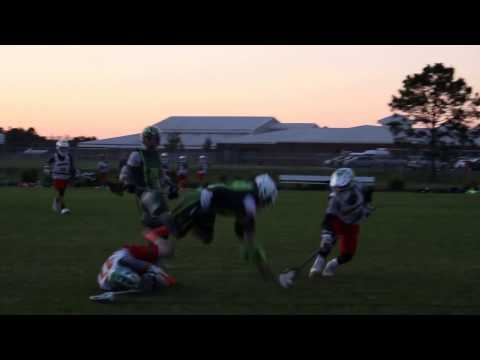 LACROSSE HIT - MONSTERS VS VIERA AT PALM COAST FTLL CHAMPIONSHIP
