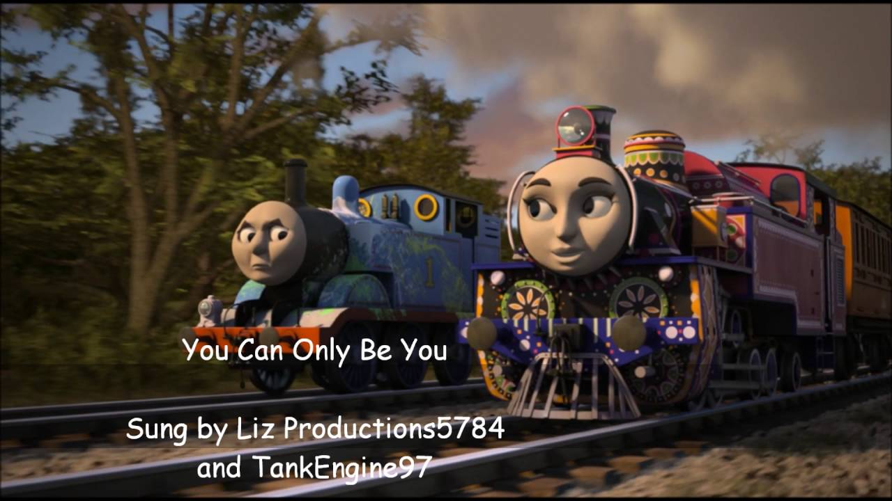 you can only be you the great race song cover collab youtube
