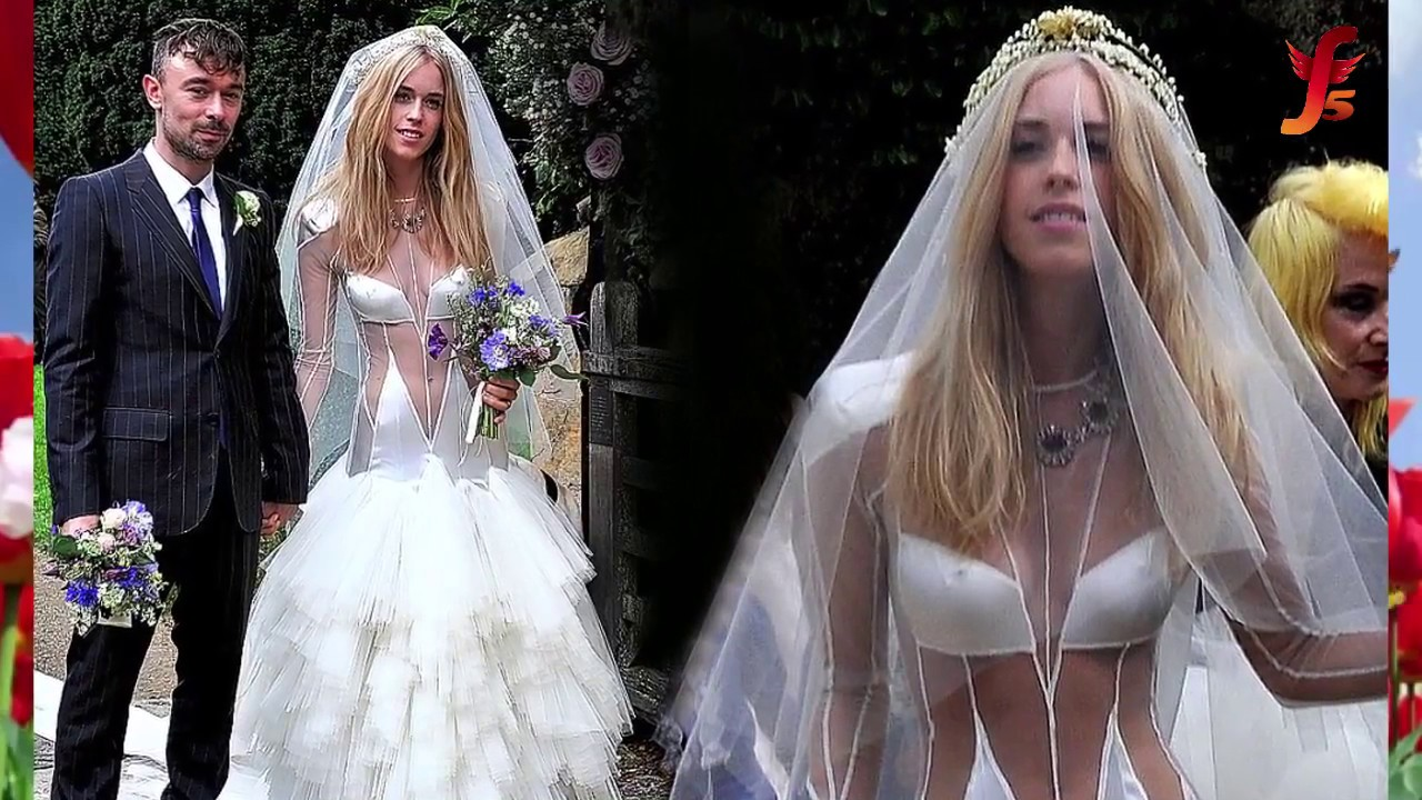 The Most Bizarre Wedding Dresses Ever World Most Funny And
