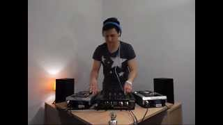 arturo second twelve mix pioneer 2x cdj 200 djm 500