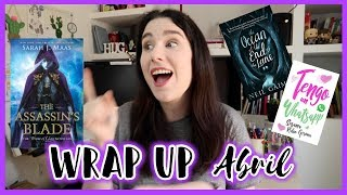WRAP UP Abril 2018 | Christine Hug
