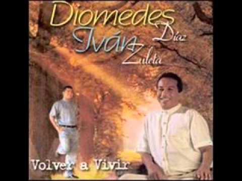 Nadie Mas Como Tu - Diomedes Diaz E IVan Zuleta