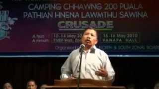 Evan. Simon Hualkhuma - Tiang chungchang