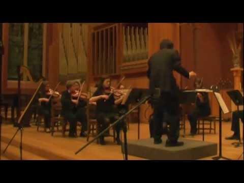 Vivaldi Concerto Grosso in G minor, RV. 578 (2. Allegro)