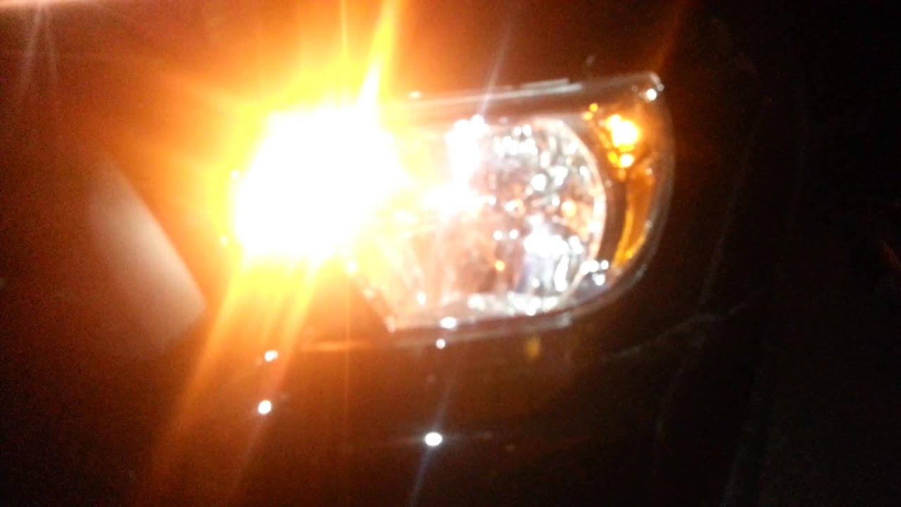 2012 Toyota Tacoma Trd Dtrl As Turn Signal Mod