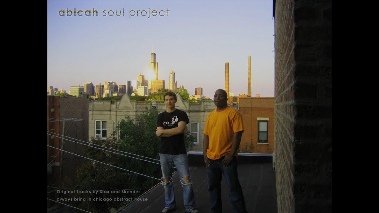 Skender Makota - Abicah Soul Project - THA MESSAGE (Original song by Skender Makota & DJ Stax)