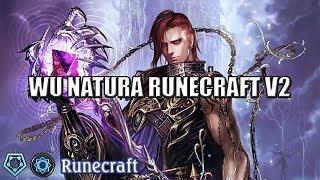 [Shadowverse]【Rotation】Runecraft Deck ► WU Natura Runecraft v2-3 ★ Master Rank ║Season 46 #695║