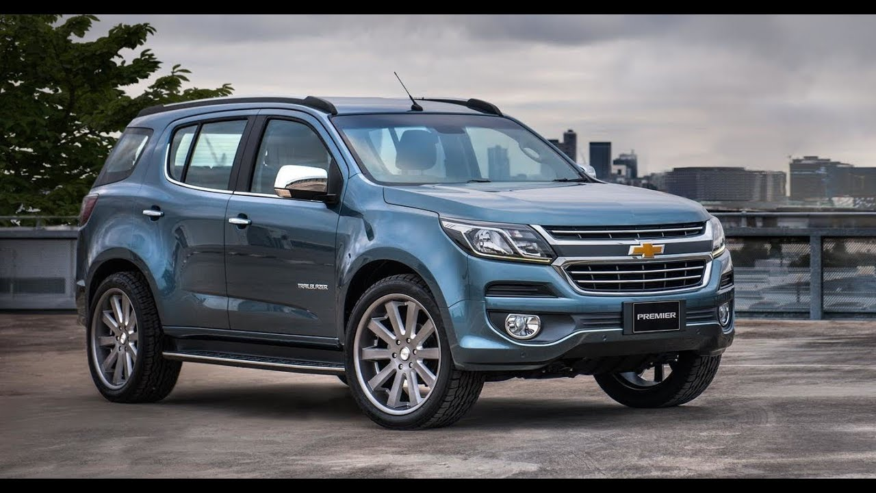 All New 2018 Chevrolet Trailblazer Ss New Look Limited