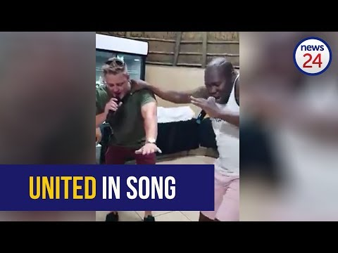 WATCH: 'Sister Bethina' at year-end work function goes viral