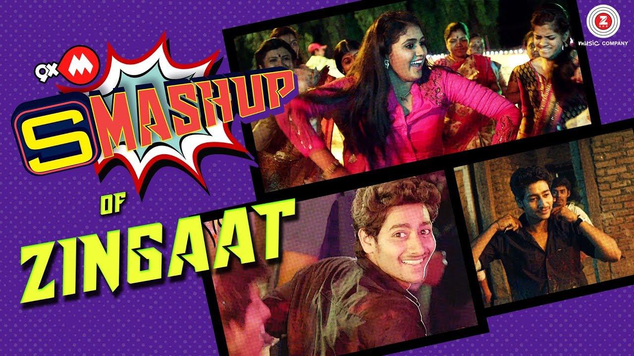 9XM SMASHUP Of Zingaat - DJ Aqeel Ali