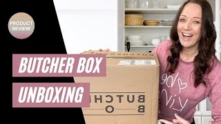 BUTCHERBOX Unboxing and Product Review [Includes FREE ULTIMATE KETO BUNDLE]
