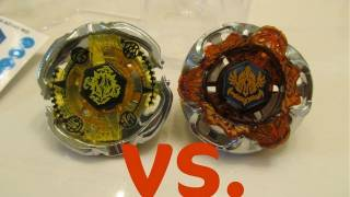 Gravity Destroyer AD145WD vs. Inferno Byxis CH120RS