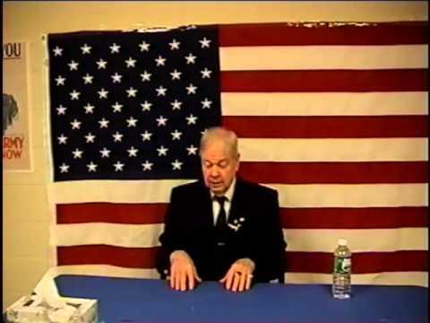 John Robert Huckaby, Chief Radioman, US Coast Guard, World War Two and Korea