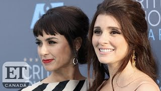 Shiri Appleby Says Constance Zimmer Is NOT Like Her Character On 'UnReal'