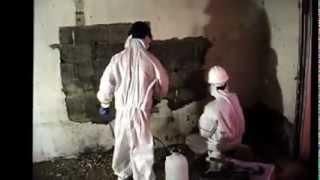 Asbestos Set up