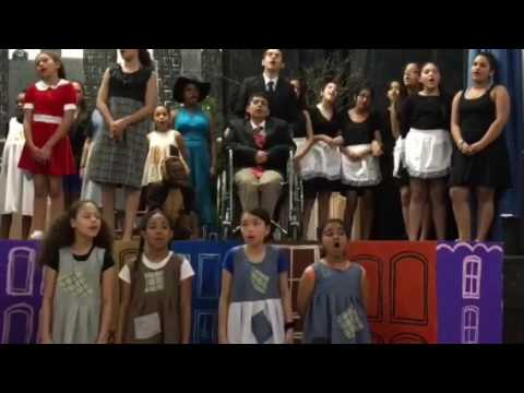 TOMORROW (Reprise) from ANNIE