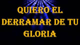 QUIERO EL DERRAMAR DE TU GLORIA - TOMMY ROSARIO - NEW WINE
