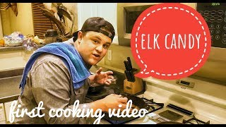 How to Cook ELK STEAK ||| One of Many Ways