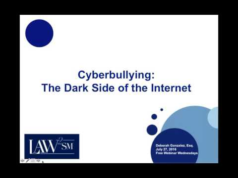 The Unfortunate Reality of Cyberbullying - And What You Can Do About It