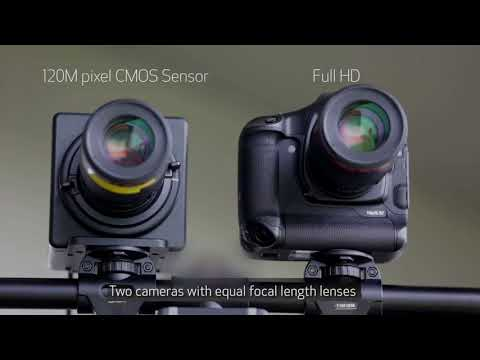 Canon's new 120-megapixel sensor captures incredibly detailed video