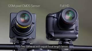 كاميرا بدقة 120 ميجابيكسل من كانون!
