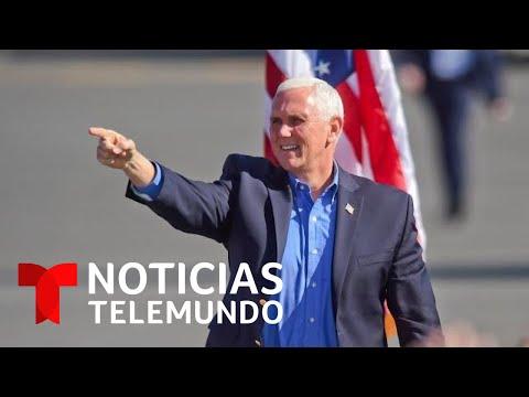 Noticias Telemundo, 25 de octubre de 2020   Noticias Telemundo