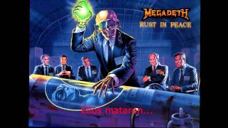 Holy Wars... and The Punishment Due - Megadeth [TRADUCIDA]