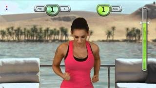Get Fit With Mel B - Kinect for Xbox 360 | PlayStation Move | Wii - official video game trailer HD