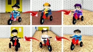 NEW EVOLUTION of PLAYTIME in Baldi's Basics ROBLOX
