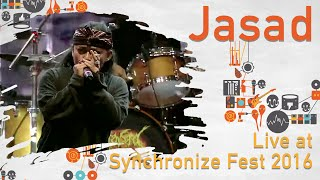 Download Jasad LIVE @ Synchronize Fest 2016