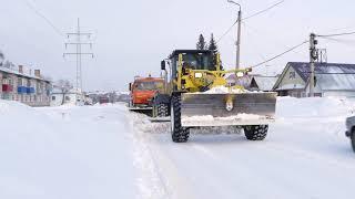 29 заседание Совета ГП г. Ишимбай по снегоочистке и содержанию дорог в зимнее время