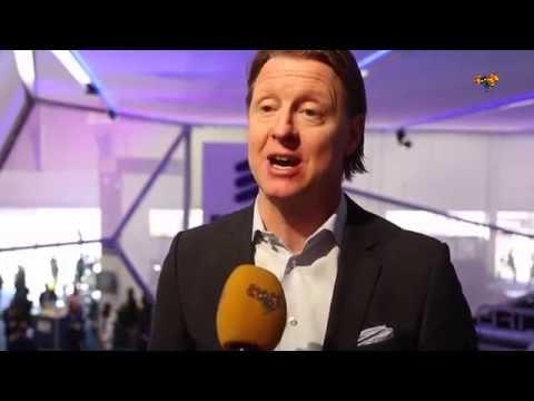 Ericssons vd Hans Vestberg sparkas