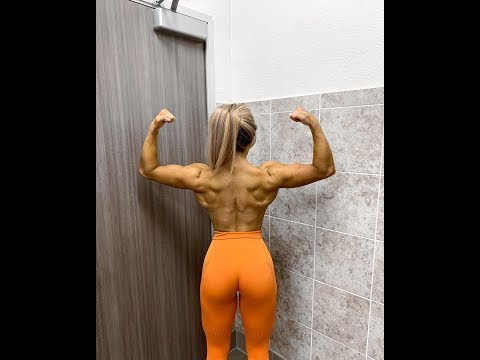 CRAZIEST FITNESS GIRL | MUSCLE MADNESS – SEXY SHOULDERS