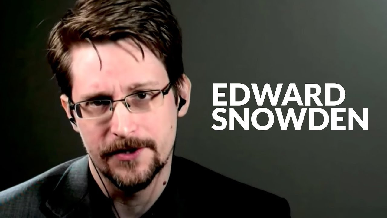 Edward Snowden - Is Your Phone Really Listening to You??