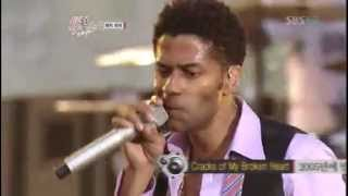 Eric Benet - Cracks Of My Broken Heart(Live)