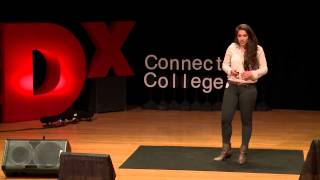 The infinite possibilities of fear and anxiety: Mia Haas-Goldberg at TEDxConnecticutColleg