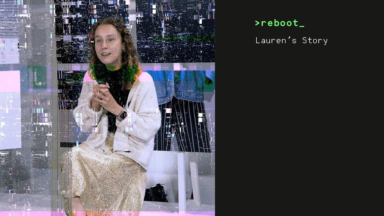 Lauren's Story // A Loving God Cover Image