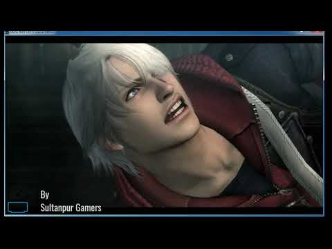 Devil May Cry 4 Special Edition GAMEPLAY MISSION 1SULTANPUR GAMERS |