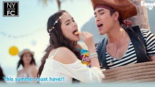 Video [KARA+ENG SUB] ♫ Nadech Yaya - This Summer, Try Lays Love Lays ♫ | Lays Thailand 2014 download MP3, 3GP, MP4, WEBM, AVI, FLV Mei 2018