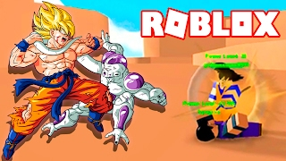 Roblox → BATTLE OF SAIYAJINS!! -Dragon Ball Online Revelations (DBOR) 🎮
