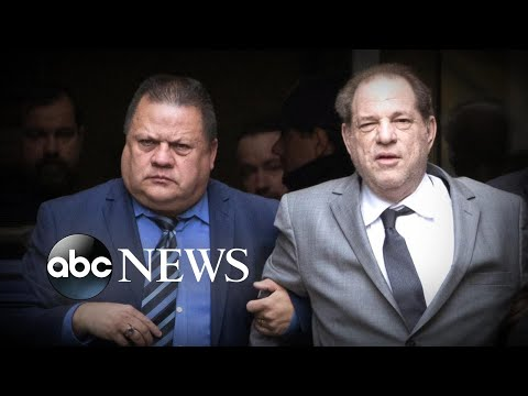 Harvey Weinstein reaches civil settlement with accusers
