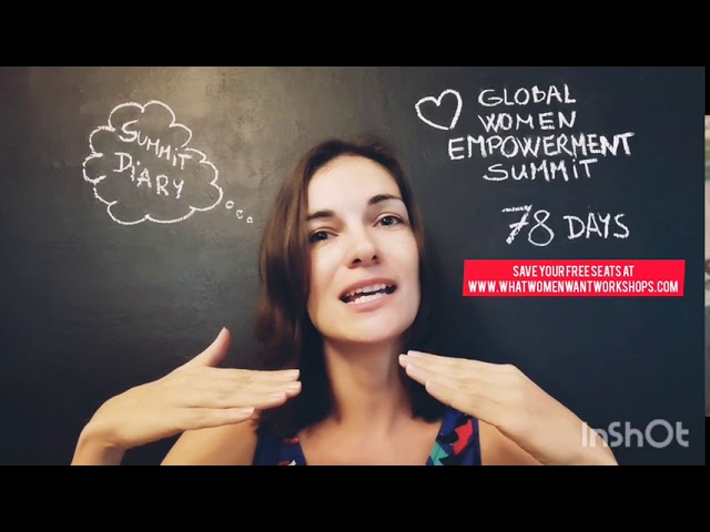 Daily Summit Diary 78 days left