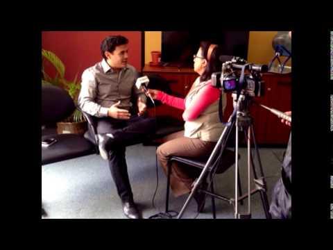 Entrevista Radio America -  Jose Francisco Moncayo